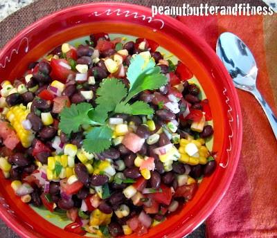 Southwestern Black Bean Salad