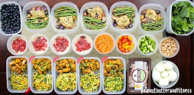Meal Prep Monday – Week of January 18th