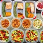 Meal Prep - Week of March 7th