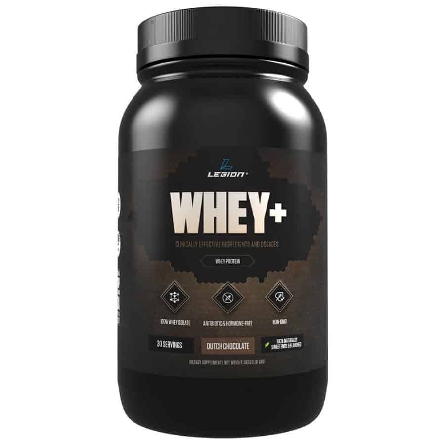 Best Natural Whey Protein Isolate