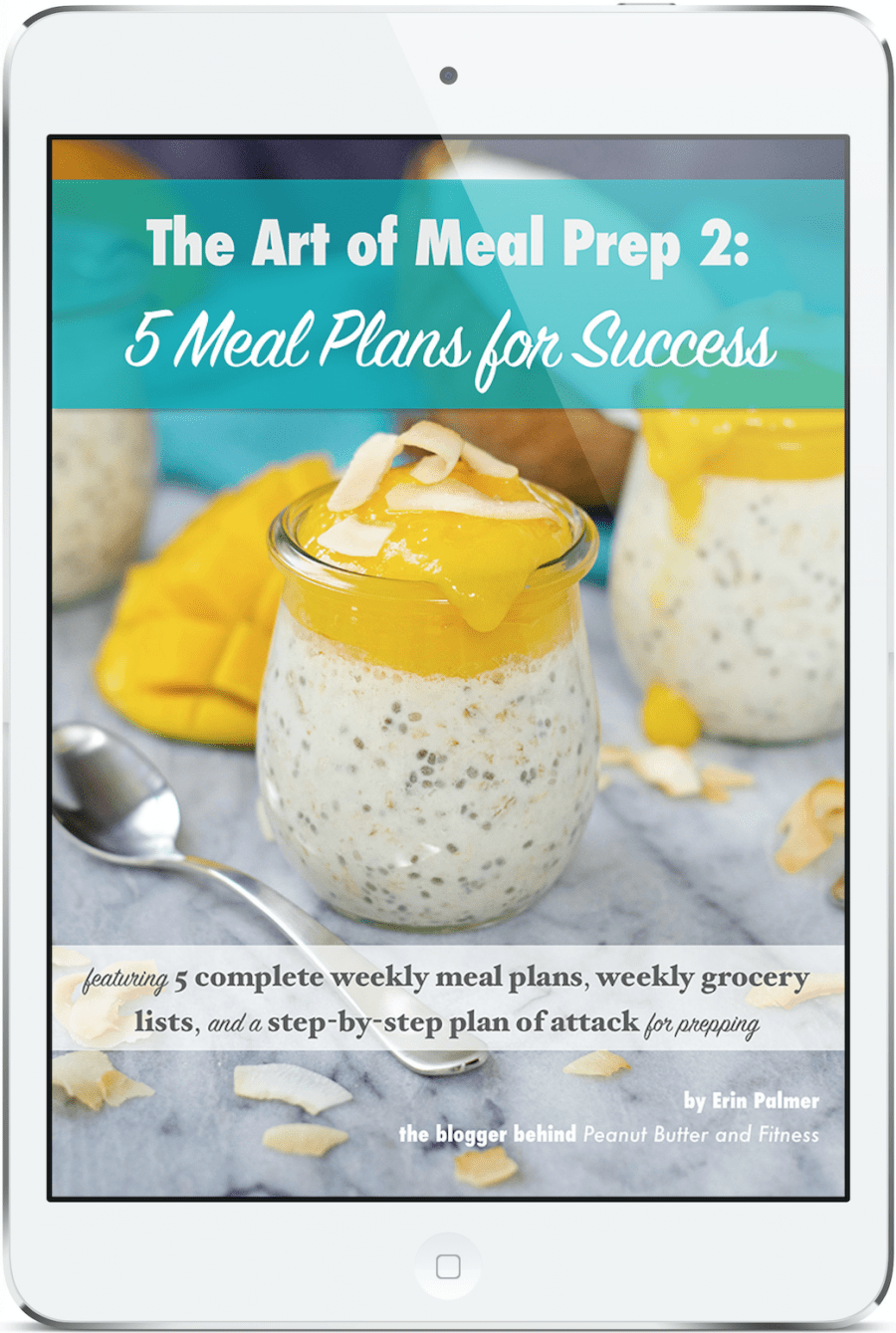 eBook - Peanut Butter and Fitness