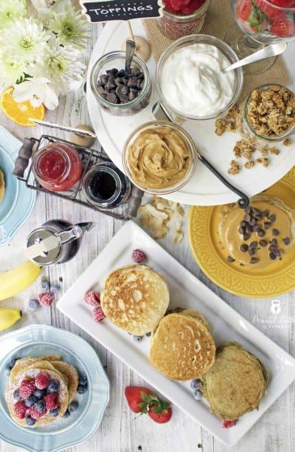 Ultimate [Protein] Pancake Feast
