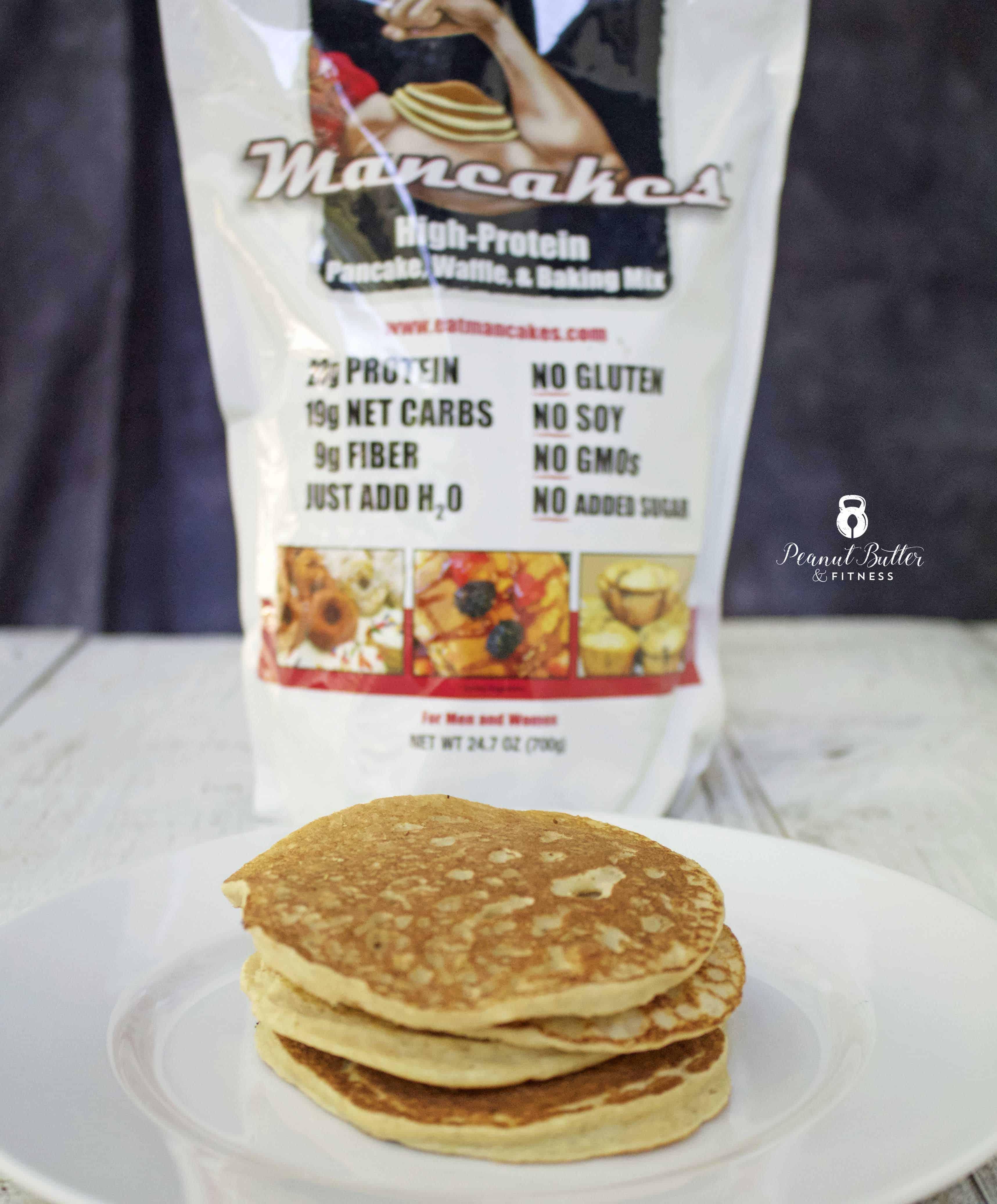 Mancakes Protein Pancake Mix