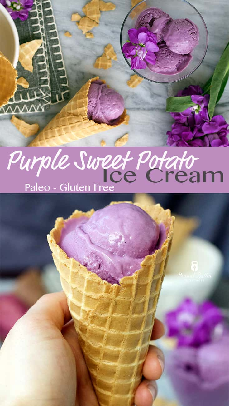 sweet potato ice cream pinterest