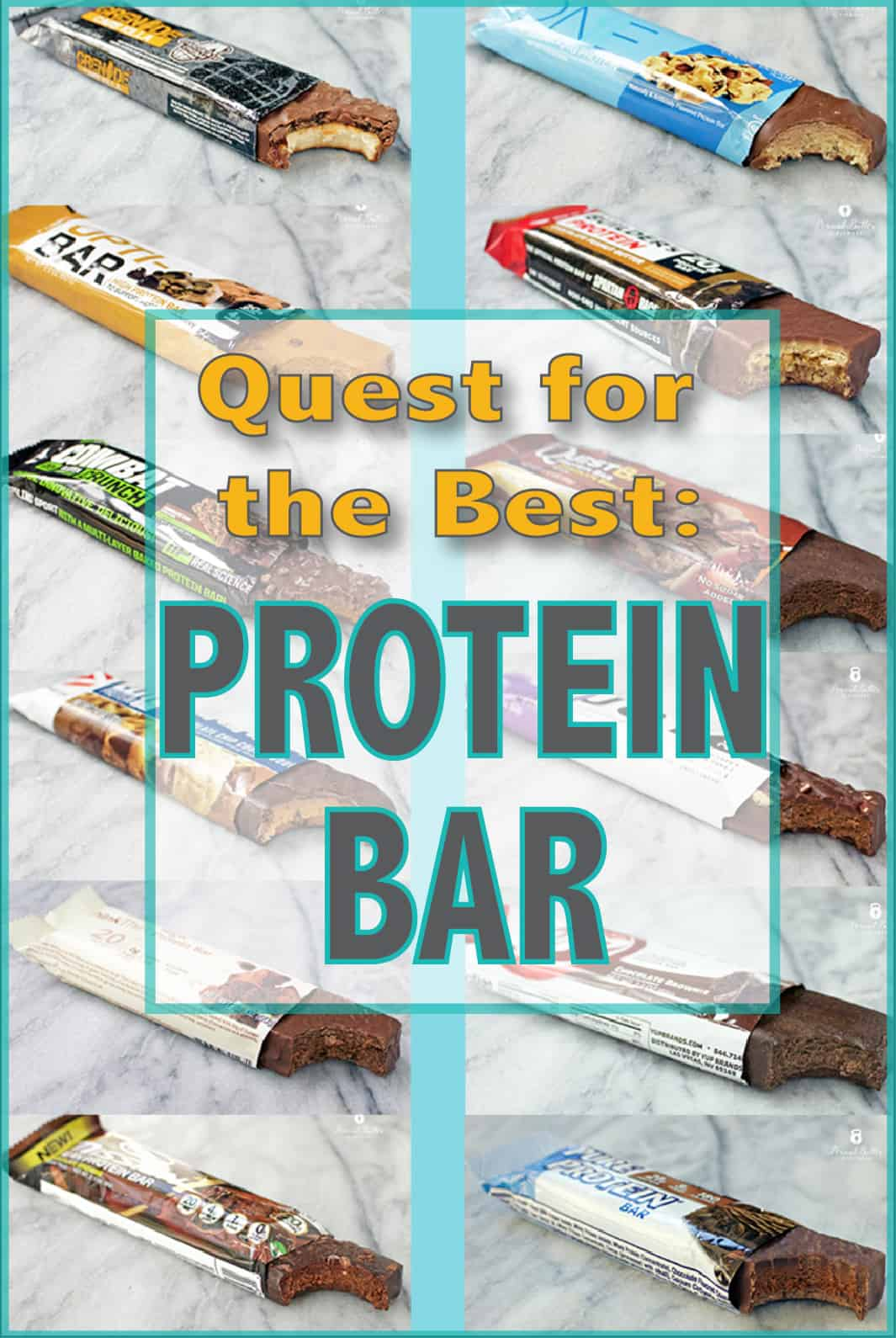 Quest for the best protein bar PINTEREST-01