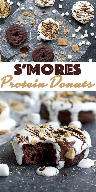 smores donuts