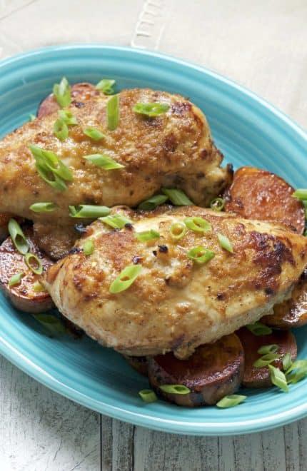 Garlic Ginger Chicken