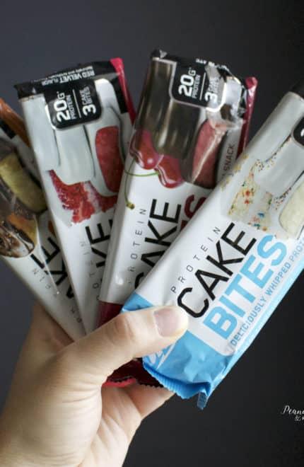 Product Review – Optimum Nutrition Cake Bites