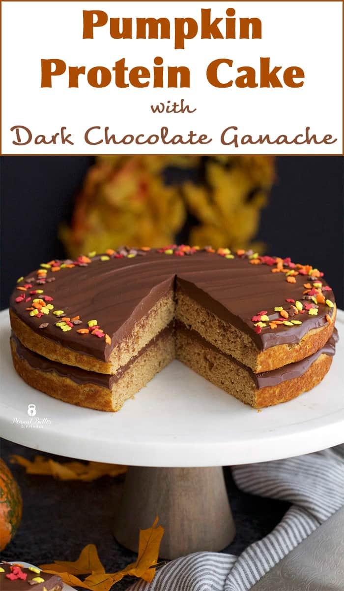 pumpkin cake with ganache.jpg