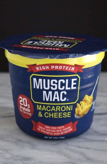 Product Review – Muscle Mac Macaroni & Cheese