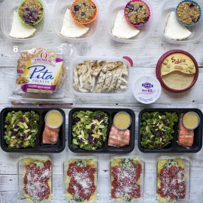 Meal Prep – Week of November 6th, 2017