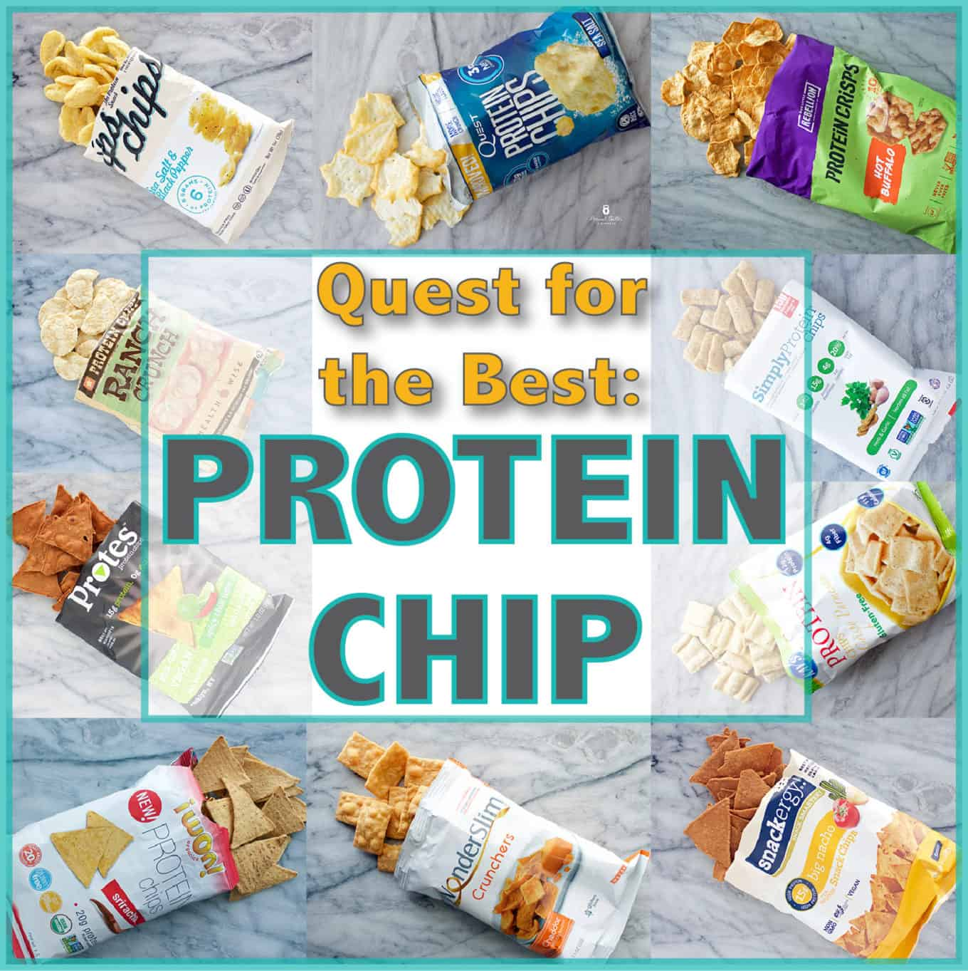 Quest for the Best – Protein Chip