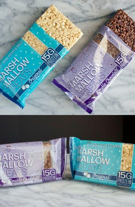 Product Review – Enlightened Crispy Marshmallow Treats