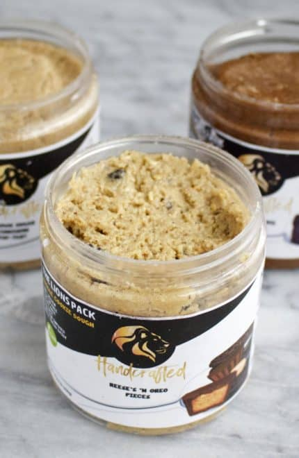 Product Review: The Lions Pack Edible Protein Cookie Dough