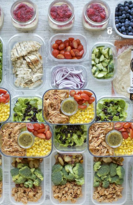 Meal Prep – Week of March 12th, 2018