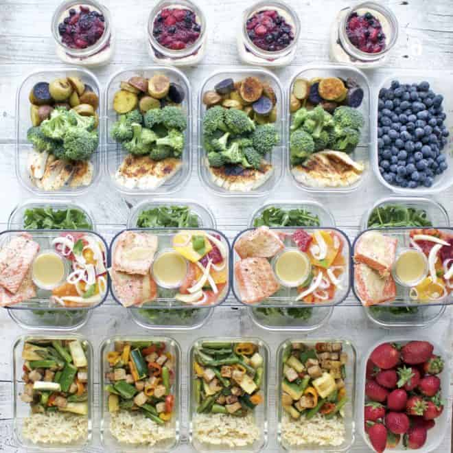Meal Prep – Week of March 19th, 2018
