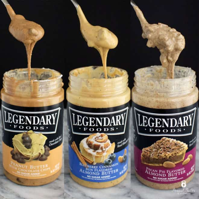 Product Review – Legendary Foods Nut Butters