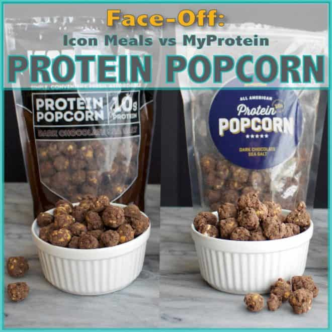 Product Face-Off: Protein Popcorn