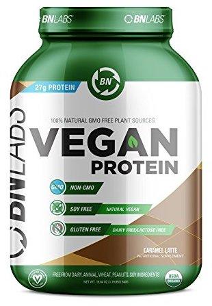 BN Labs Vegan Protein