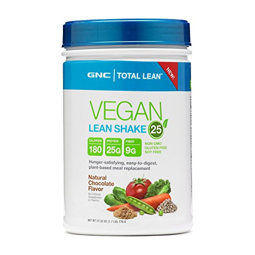 GNC Total Lean Vegan Lean Shake