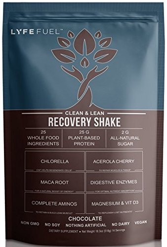 Life Fuel Clean & Lean Recovery Shake