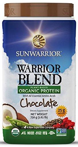 Sunwarrior Warrior Blend Plant-Based Organic Protein