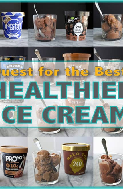 Quest for the Best – Healthier Ice Cream