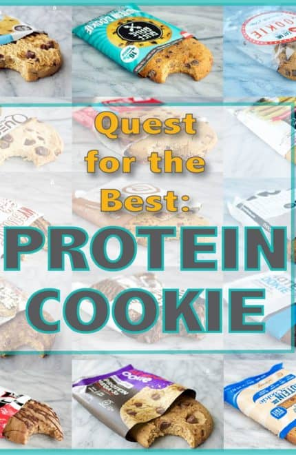 Quest for the Best – Protein Cookie