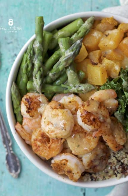 Shrimp Buddha Bowl
