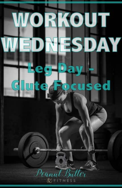 Workout Wednesday – August 2018
