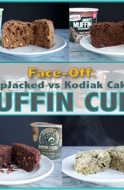 Product Face-Off: Protein Muffin Cups