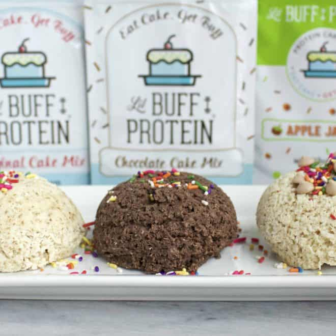 Product Review – Lil Buff Protein Cake Mix