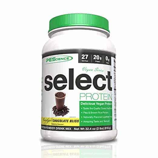 PEScience Vegan Series Select Protein