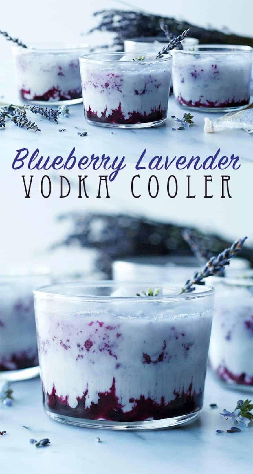 Blueberry Lavender Cooler