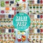 Healthy New Year: 2019 Meal Prep Round-Up
